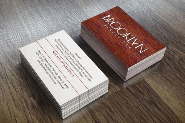 Brooklyn Business Cards Design