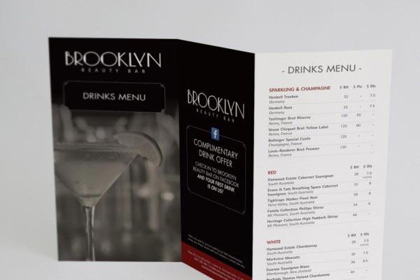 Brooklyn Flyer Graphic Design