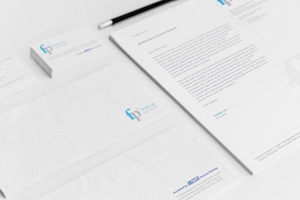 FP2 Stationery Design