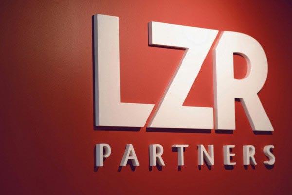 LZR Office Signage Design