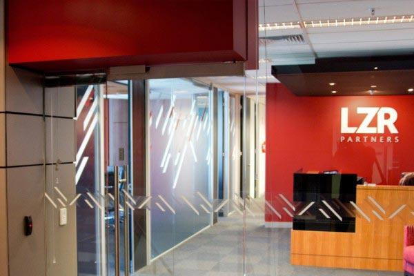 LZR Reception Design