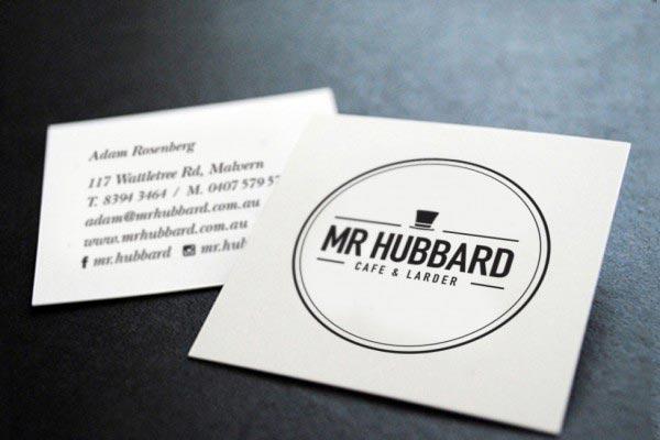 Mr H Cards Design Melbourne