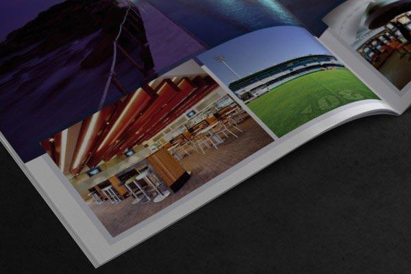 Southern Cross Constructions Brochure Design