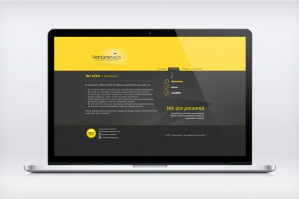 Venturenauts - Web Design Brisbane