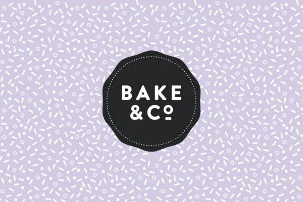 Bake & Co Logo Design