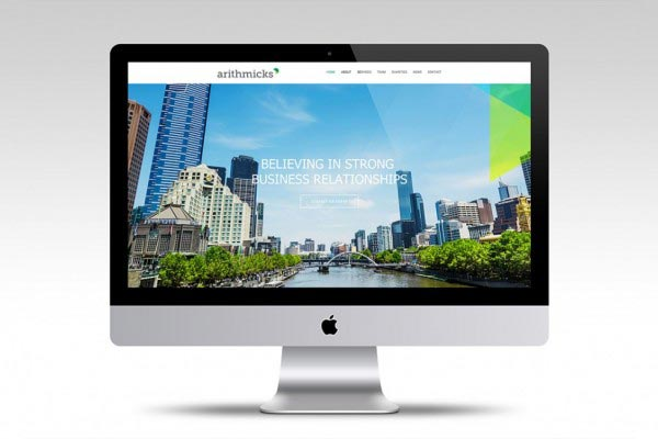 Arithmicks - Website Designer Brisbane