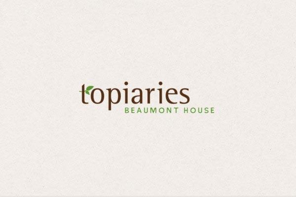 Topiaries Logo Brisbane